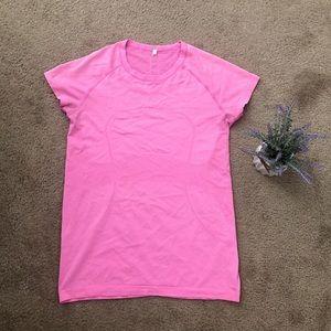 Lululemon Swiftly Tech Short Sleeve Crew Shirt